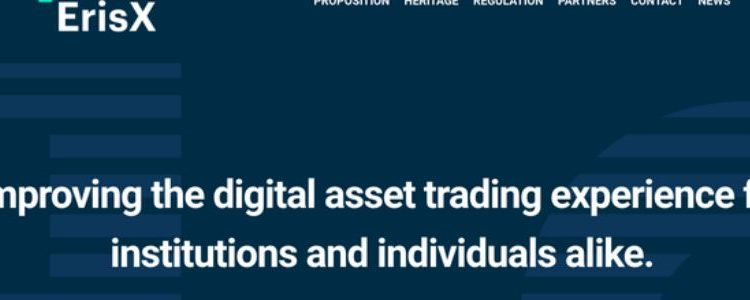 Financial Heavyweights TD Ameritrade and Cboe Backing ErisX, a New Regulated Crypto Exchange Competing With Bakkt